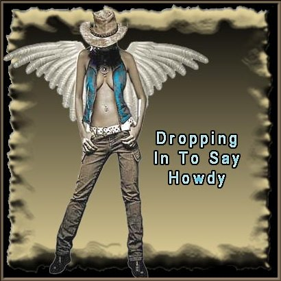 Dropping in to say howdy