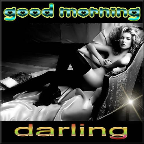 good morning darling