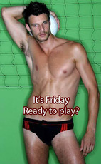 It's Friday Ready to play?