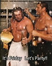 It's Friday Let's Party!!
