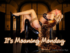 It's moaning Monday