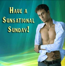Have sunsational Sunday!