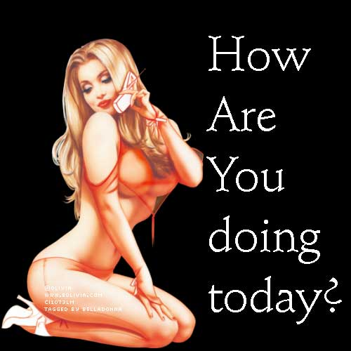 How are you doing today?