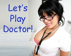 Let's play doctor!