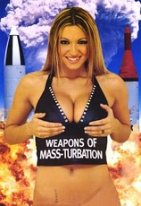 weapons of mass-turbation