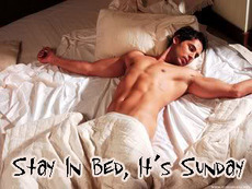 Stay In Bed, It's Sunday