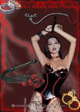 Have a wickedly erotic Thursday