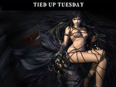 Tied Up Tuesday