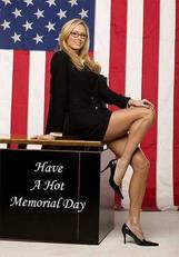 Have a hot Memorial Day